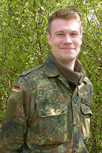 Deutscher SanOA e.V. - Aufsichtsrat - Bundeswehr - Leutnant (SanOA) John Fitzgerald Tipton