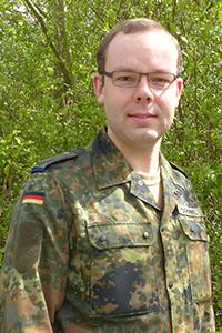 Deutscher SanOA e.V. - Aufsichtsrat - Bundeswehr - Oberstabsarzt Rudolf Schimmel