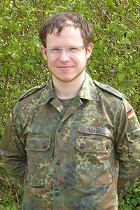 Deutscher SanOA e.V. - Aufsichtsrat - Bundeswehr - Stabsarzt Sven Rommel