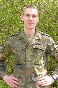 Deutscher SanOA e.V. - Aufsichtsrat - Bundeswehr - Leutnant (SanOA) Valentin Kuhlwilm