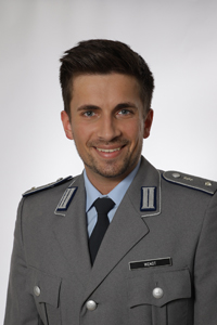 Deutscher SanOA e.V. - Vorstand - Bundeswehr - Leutnant (SanOA) Dennis Wendt