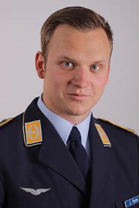 Deutscher SanOA e.V. - Vorstand - Bundeswehr - Fähnrich (SanOA) Julian Herm