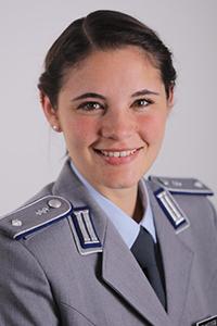 Deutscher SanOA e.V. - Vorstand - Bundeswehr - Leutnant (SanOA) Katja Schneider
