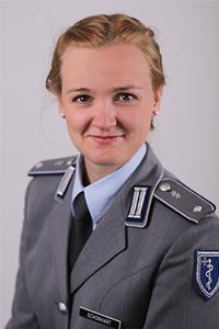 Deutscher SanOA e.V. - Vorstand - Bundeswehr - Leutnant (SanOA) Luisa Schonhart